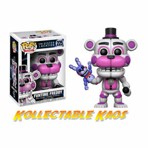 Five Nights at Freddy's: Sister Location - Funtime Freddy Pop! Vinyl Figure #225