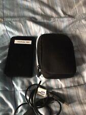 USED WD My Passport Ultra 500 GB USB 2.0 Portable External Hard Drive HDD, Black