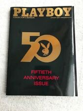 January  2004 PLAYBOY Mens Interest Magazine 50th ANNIVERSARY ISSUE MINT Cond.
