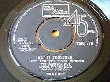 "THE JACKSON 5 - GET IT TOGETHER  7"" VINYL"