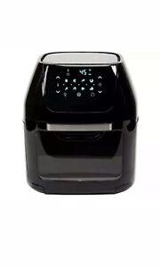 POWER AIRFRYER Cooker 5.7 litre  Black 3-in-1 AS SEEN ON HIGH STREET TV