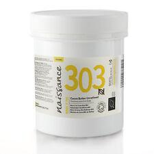 Naissance Beurre de Cacao BIO Brut - 100g - 100% pur, naturel, arôme gourmand