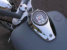 YAMAHA VSTAR 650 SPEEDO GAS TANK SPIKES chopper bobber xvs650 speedometer