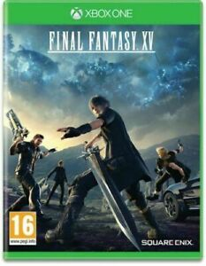 Xbox One Game Final Fantasy xv Xbox One