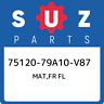 75120-79A10-V87 Suzuki Mat,fr fl 7512079A10V87, New Genuine OEM Part