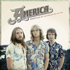 Heritage Ii: Demos/Alternate Takes 1971-1976 [lp_record] America