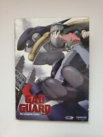Gad Guard The Complete Series (2009, DVD, 4-Disc)