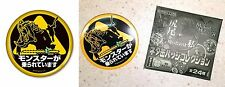 Monster Hunter MH Neta Can Badge Collection Ver. J CAPCOM Licensed New