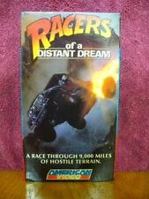 Racers of a Distant Dream 1989 VHS rare Trans-Amazon off-road racing 9,000 miles