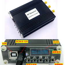 OLED digital ADF5355 54M-13.6GHz RF Source Generator Frequency Source moudle