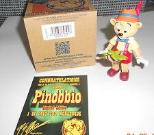 Bad Taste Bears Pinobbio Pinocchio weltweit nur 300 Stück Neu in Box