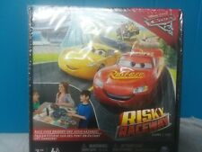 Disney Pixar Cars 3 Risky Raceway Board Game by Spin Master~New