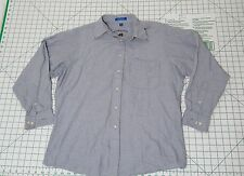 GH BASS CO Button Down Dress Shirt - Men's Size 15 1/2 32/33 - Long Sleeve G.H.