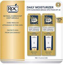 RoC Retinol Correxion Daily Moisturizer 1.1 oz., 2-count SPF 30 Anti-aging Cream