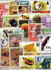 Swaziland 200 timbres différents