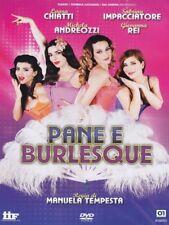 Dvd Pane e burlesque   ......NUOVO