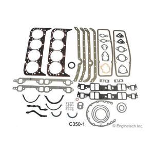 Enginetech Engine Gasket Set C350-1; Rebuilder for 1967-1985 Chevy 350 SBC