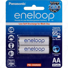 Panasonic 1.2V 2000mAh LSD NiMH Rechargeable Battery replace Uniden BT-480