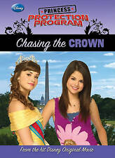 Chasing the Crown (Princess Protection Program)-ExLibrary