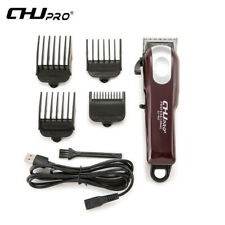 Professional USB Charger Hair Clipper Rechargeable Trimmer Clipper Haircut Style