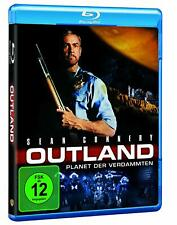 OUTLAND - Sean Connery, Peter Boyle, Peter Hyams NEW WORLDWIDE ALL REGION BLURAY