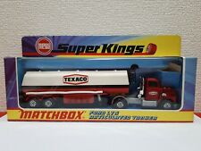 Matchbox Super Kings - K-16 Ford LTS Articulated Tanker
