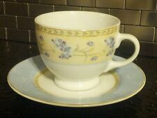 Enchanted Garden, Heritage Mint Ltd. Fine China (1) cup and saucer