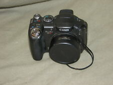 Canon PowerShot S3 IS 6.0 MP Digital Camera as is parts or repair