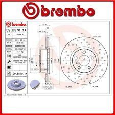 09.B570.1X#5 DISCO FRENO ANTERIORE SPORTIVO BREMBO XTRA BMW X3 (F25) sDrive 20 i