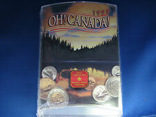 1999 Canada OH Canada Uncirculated set sealed