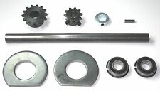 "Go Kart  Mini bike Complete Jackshaft Kit 5/8"" X 10"" Brand New. #35 CHAIN.USA!"