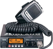Mobile Radio CB MIDLAND ALAN 78 Plus Multi Standard