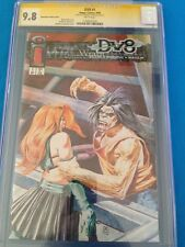DV8 #1 Liberatore cover - Image - CGC SS 9.8 NM/MT - Signed by Humberto Ramos