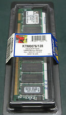 Kingston KTM0076/128 (128 MB, EDO RAM, DIMM 168-pin) RAM Module