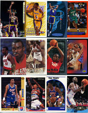 Lot of 50 Temple Alumni Basketball Cards; 1989-2003; NM-Mint