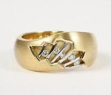 """Toller Ring aus der Schmuckserie """"Stella"""" mit  Brillant 0,10 Carat, 585 Gold"""