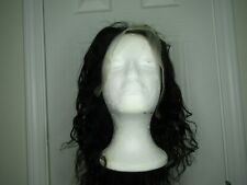 Black Human Hair Wig
