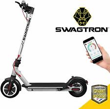 Swagtron High Speed Electric Scooter Cruise Control Folding Swagger 5 Open Box