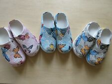 Women's Lightweight PVC Breathable Clogs Garden/Beach Sandal Variety Colors New