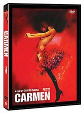 Carmen - Carlos Saura, Antonio Gades, Laura del Sol, Paco de Lucía, 1983 / NEW
