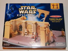 STAR WARS MICRO MACHINES THEED PALACE SEALED BOX RARE
