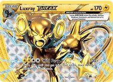 Pokemon Tcg Xy Breakpoint : Luxray Break 47/122
