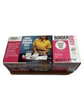 Vintage Border Buddy by Shur Stik Unused in Box.