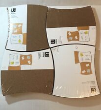 """UMBRA Puzzler Cork & Magnetic 12"""" Boards 4 Interlocking Boards New in Package"""