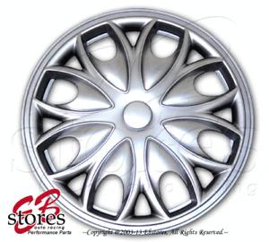"15 inch Hubcap Wheel Rim Skin Cover Hub caps (15"" Inches Style#526) 4pcs Set"