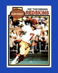 1979 Topps Set Break #155 Joe Theismann NR-MINT *GMCARDS*