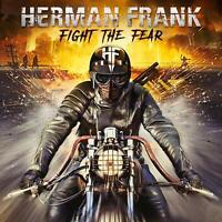 HERMAN FRANK - FIGHT THE FEAR (DIGIPAK)   CD NEU