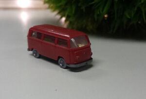 Wiking Spur N VW Kombi Bus 1:160 PKW Modelleisenbahn