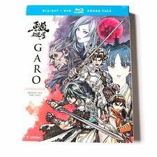 Garo: Crimson Moon Season Two Part Two Blu-ray Disc 4-Disc Set