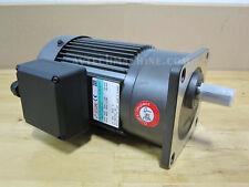 Sesame Motor Chip Auger G11V200U-75 3 Phase 220V/440V Ratio 1:75